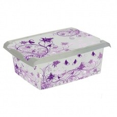 fashion box purpleromance 10l